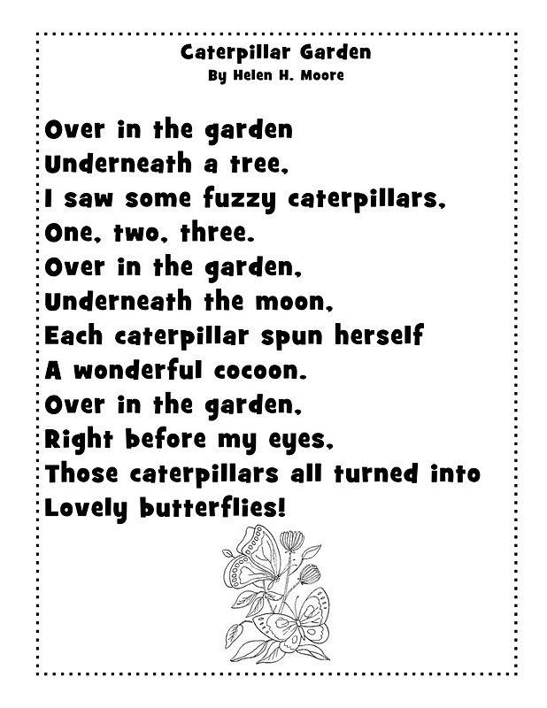 1000+ ideas about Kindergarten Poems on Pinterest