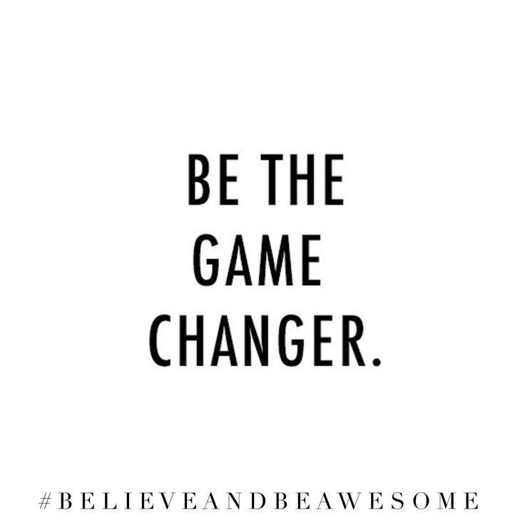 Will you be a #GameChanger? www.maverickinvestorgroup.com