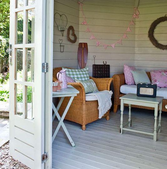 14 Best Images About Summerhouse On Pinterest