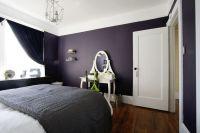 Glidden Black Tulip paint color -- LOVE | Paint colors ...