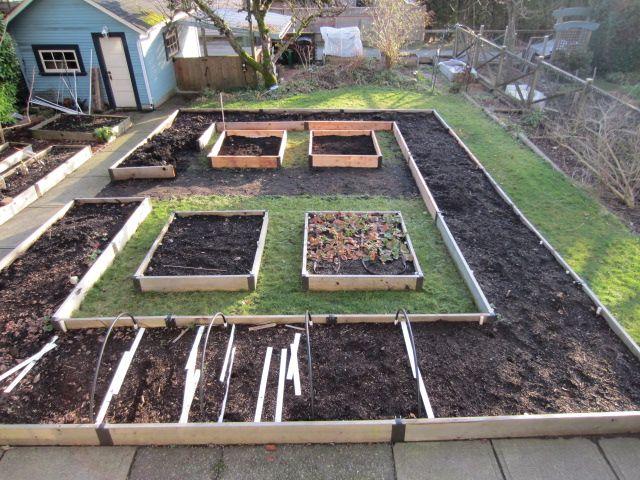 25 Best Ideas About Vegetable Garden Layouts On Pinterest