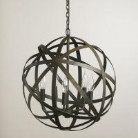 25+ best ideas about Orb chandelier on Pinterest | Modern ...