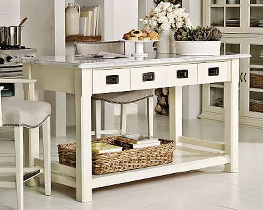 Movable Kitchen Cabinets