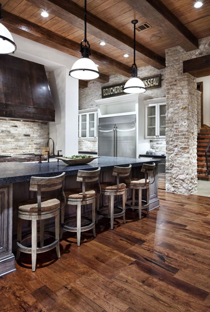 25 best ideas about Rustic contemporary on Pinterest