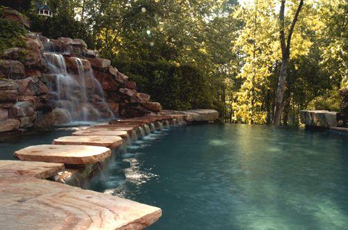 Custom Swimming Pools by Avalon Poo