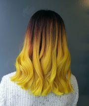 yellow makeup ideas