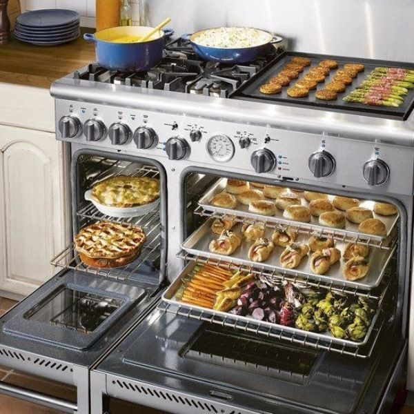 A Dream Stove For Any Kitchen