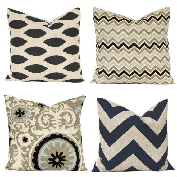 25 Best Ideas About Black Pillow Covers On Pinterest Black