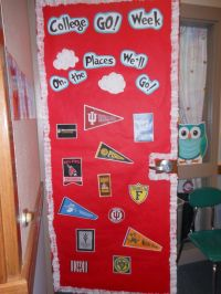 17 Best images about College Week Door Decoration on ...