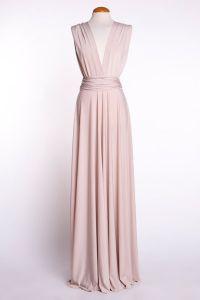 17 Best ideas about Beige Bridesmaid Dresses on Pinterest