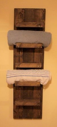 1000+ ideas about Towel Shelf on Pinterest | Bathroom ...
