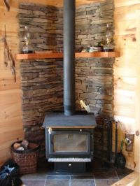 1000+ ideas about Corner Wood Stove on Pinterest | Wood ...