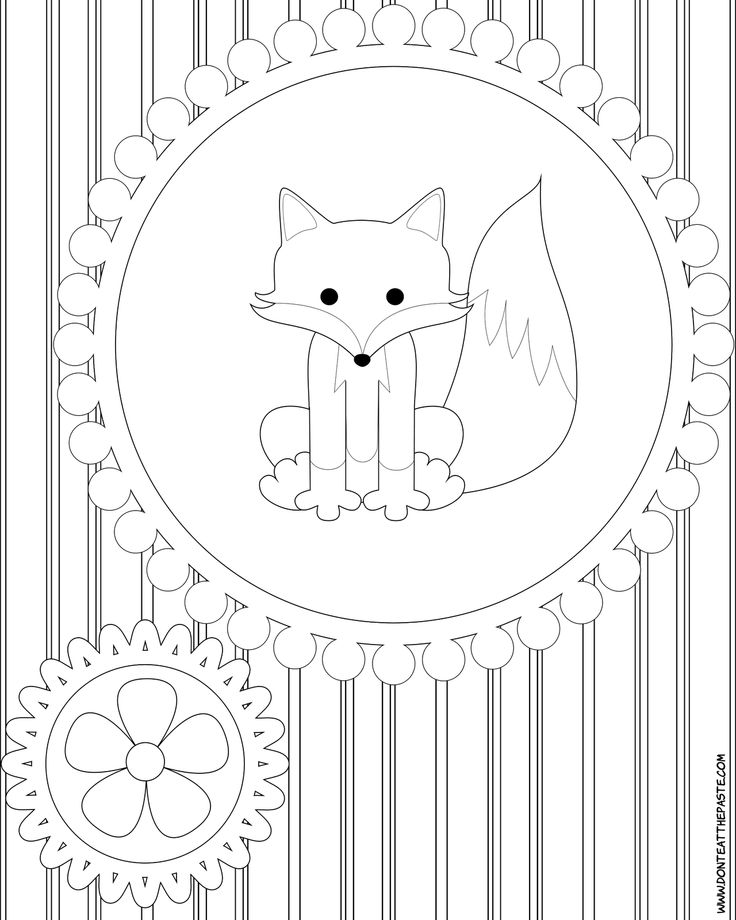10+ images about Coloring pages for kids on Pinterest