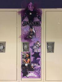 17 Best images about Locker decoration ideas on Pinterest ...