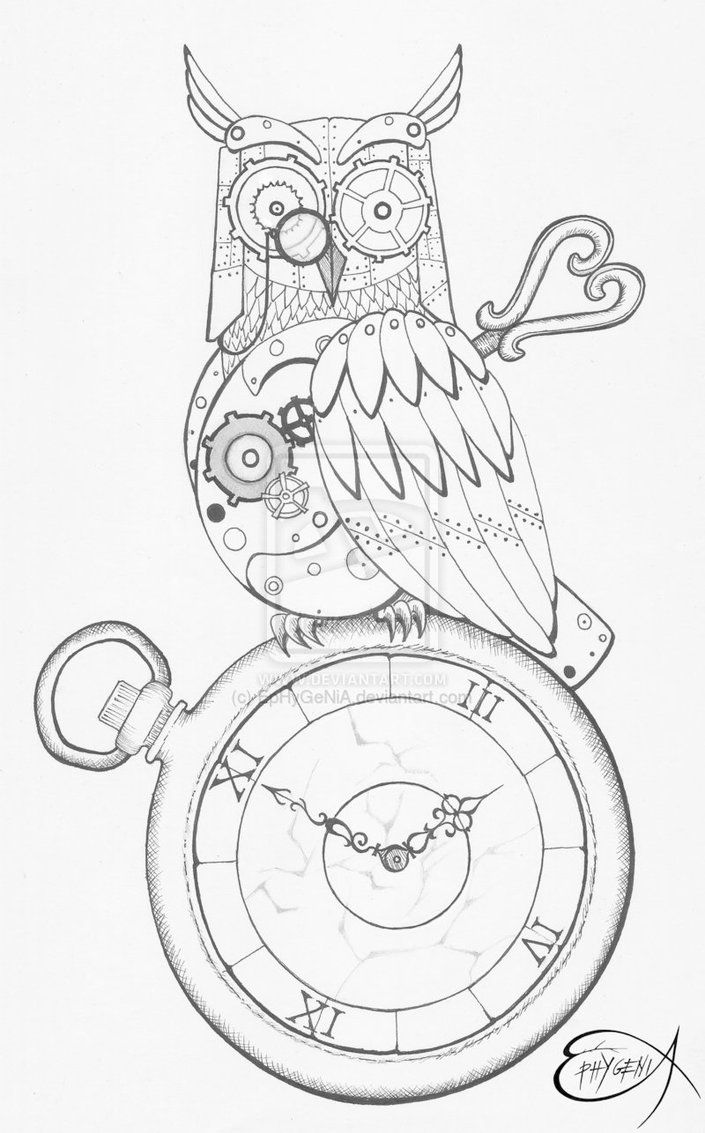 25+ best ideas about Steampunk Drawing on Pinterest