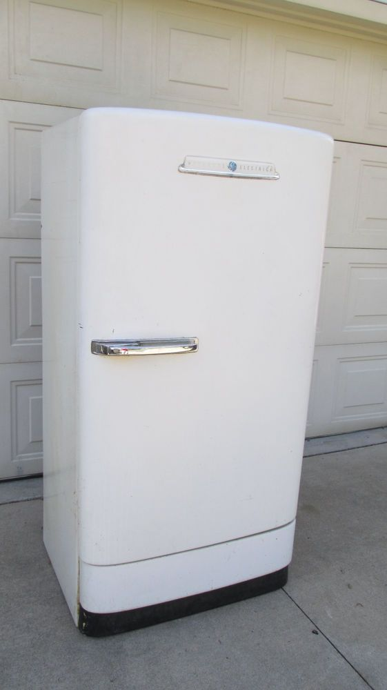 Refrigerator Freezer Library1952 General Electric Refrigerator