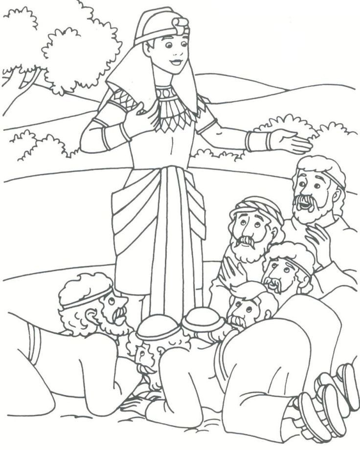 403 best images about Bible coloring pages on Pinterest