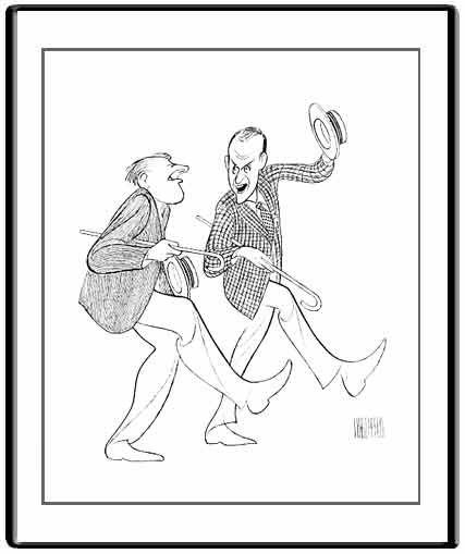 45 best Al Hirschfeld Stuff images on Pinterest