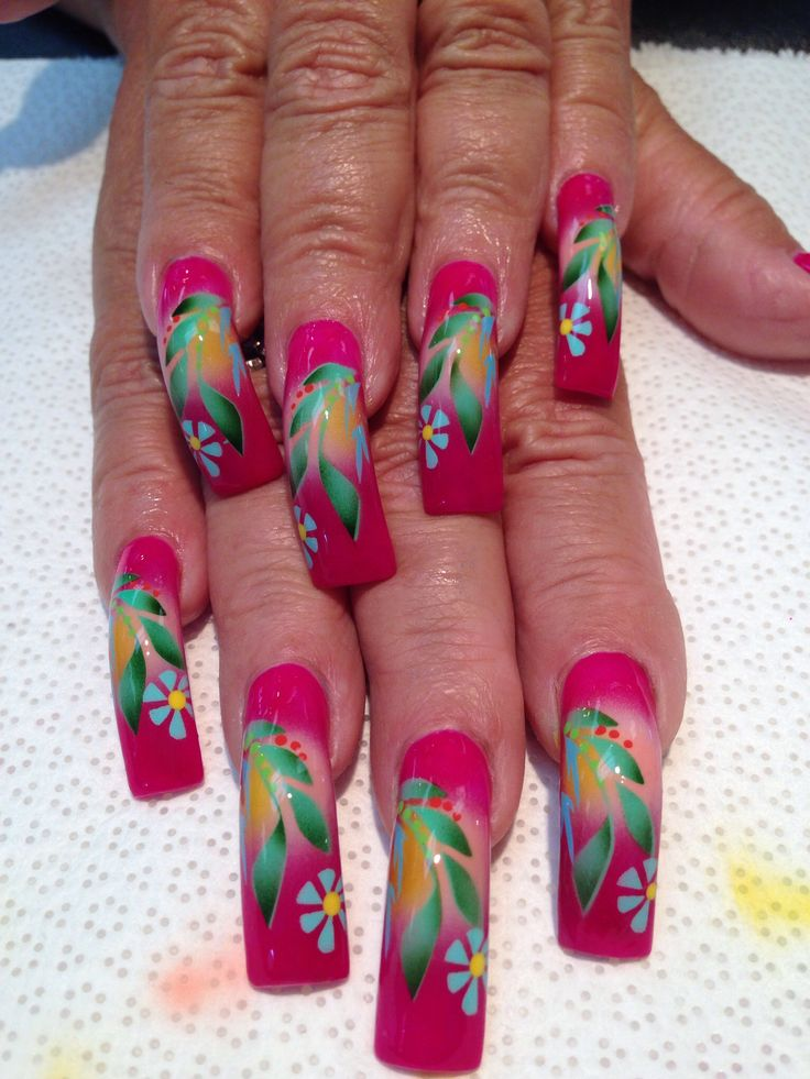 1000 Images About Super Long Nails On Pinterest