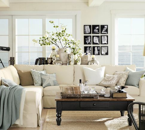 slipcovered sofa canada cleaning services in east delhi 146 best images about pottery barn on pinterest | ...