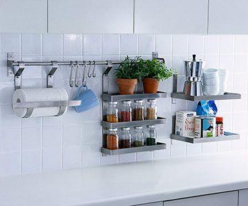 ikea kitchen hanging storage 17 Best ideas about Ikea Kitchen Storage on Pinterest | Ikea, Ikea ideas and Ikea organization