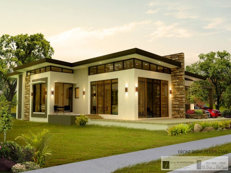 25 Best Ideas About Modern Bungalow House Plans On Pinterest