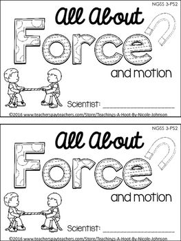 25+ best ideas about Force and motion on Pinterest