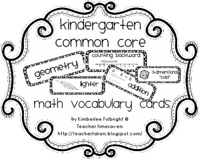 62 best images about Math Vocab/Word Wall on Pinterest