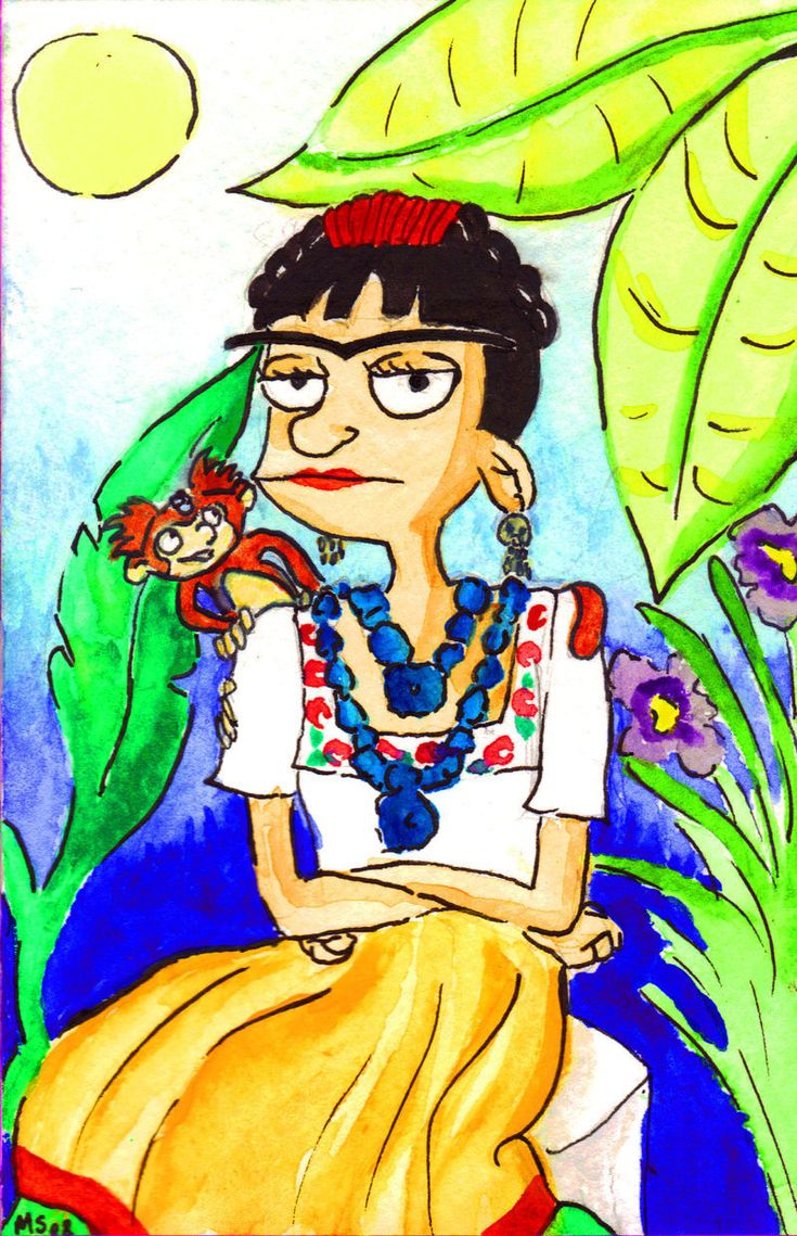 Frida Kahlo Wallpaper Iphone Arnold And Helga Are Teenagers Hey Arnold Helga As