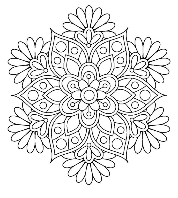 mandala coloring on pinterest coloring pages adult