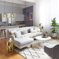 25+ best ideas about Apartment Living Rooms on Pinterest