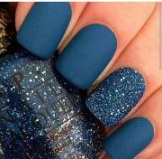 ideas blue matte