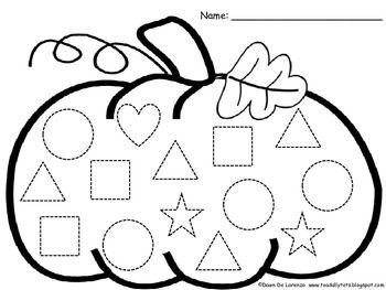 83 best images about Preschool tracing/cutting on