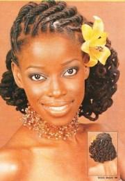 loc hairstyle black women natural