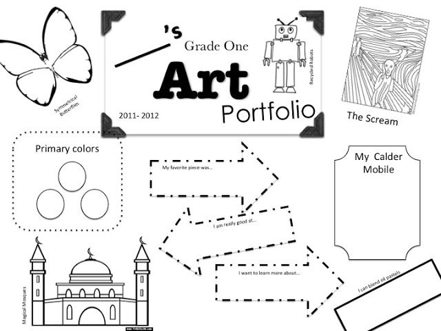 17 Best images about PYP Portfolio Inspirations on