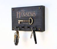 Key Holder, Personalized Key Holder, Key Rack ...