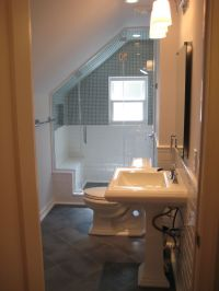 17 Best ideas about Small Attic Bathroom on Pinterest ...