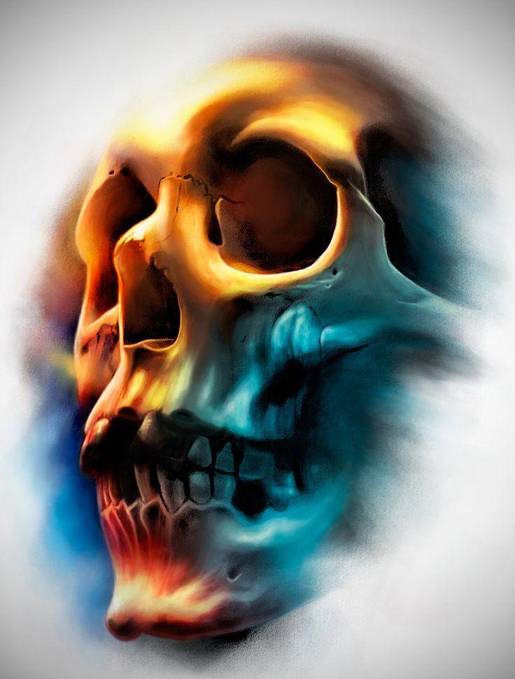 1000+ Ideas About Skull Tattoo Design On Pinterest Skull
