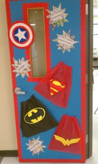 Super heroes | library theme | Pinterest | Super hero ...