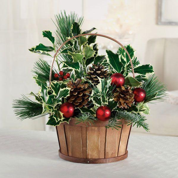 17 Best Images About Christmas Arrangements On Pinterest