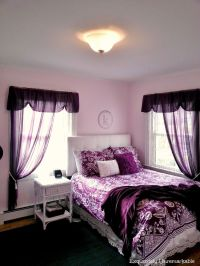 Best 25+ Purple teen bedrooms ideas on Pinterest