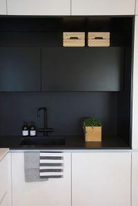 Best 20+ Black White Kitchens ideas on Pinterest | Dark ...