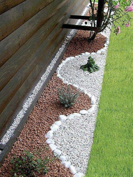 The 25+ best Pebble garden ideas on Pinterest