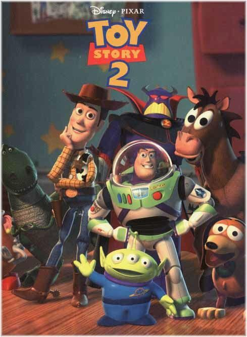 Toy Story 2 Poster Toy story 2 poster yeah toy disney