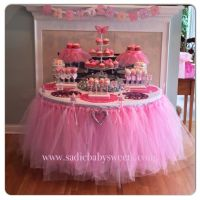 Princess Themed Baby Shower | Babyshower ideas for a girl ...