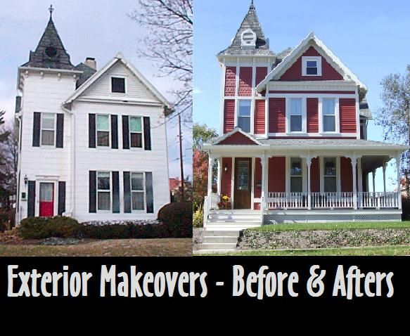 115 Best Images About Exterior {Before & After} On