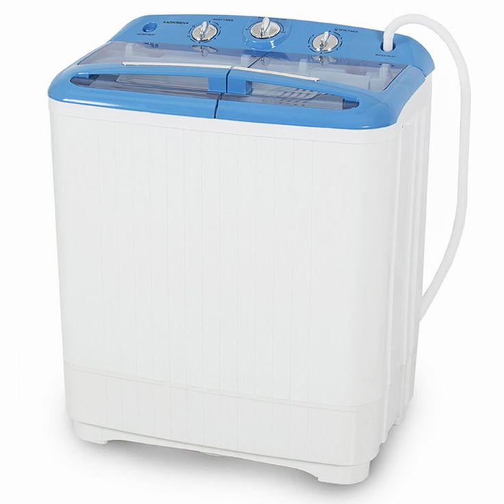 Arksen Portable Mini Small Washing Machine Spin Dryer