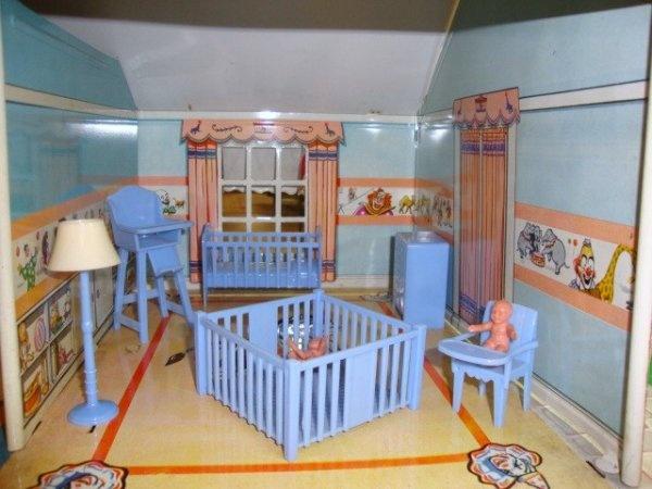75348458ljpg 600450 Vintage Tin Dollhouses