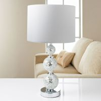 17 Best ideas about Silver Lamp on Pinterest | Silver ...