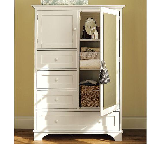Mueble para ropa blanca  Deco Furniture  Pinterest